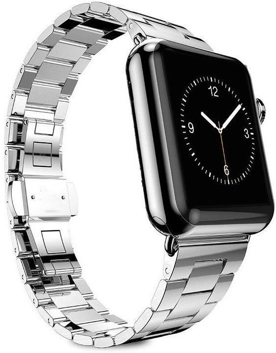 Lord Band x White Gold for Apple Watch