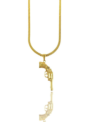 Necklace - .357 Revolver