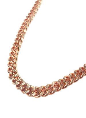Necklace - Apache Chain & Bracelet Set X Rose Gold