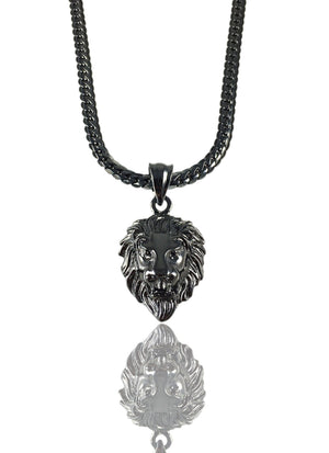 Necklace - Lion X BLΛCK