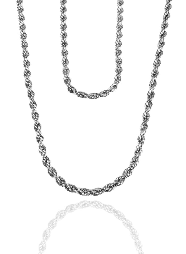Necklace - Rope Chains X Stainless