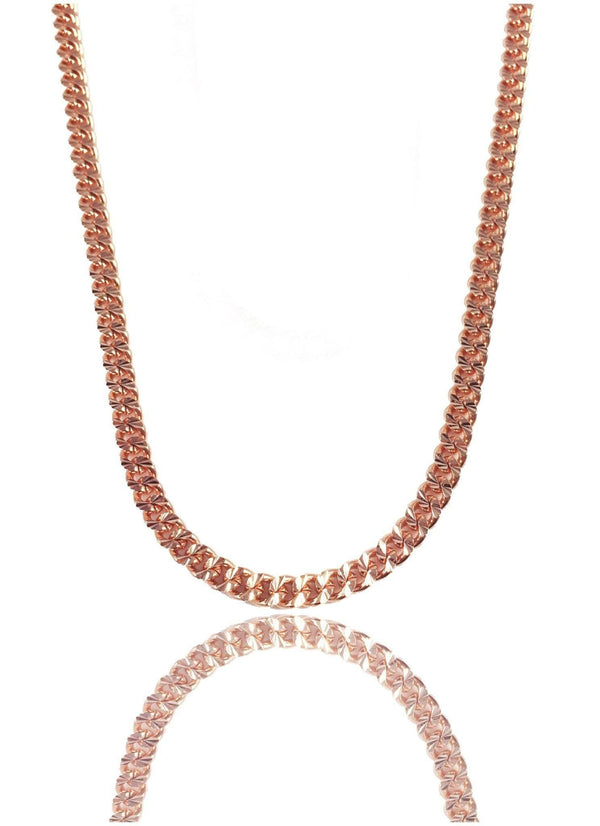 Necklace - The Apache Chain X 18k Rose Gold