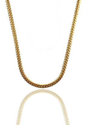Necklace - The Cadena Chain X 18k Gold