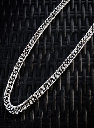 Necklace - The Cuban Link Chain X Stainless