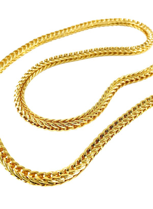Necklace - The Franco Chain X 18k Gold