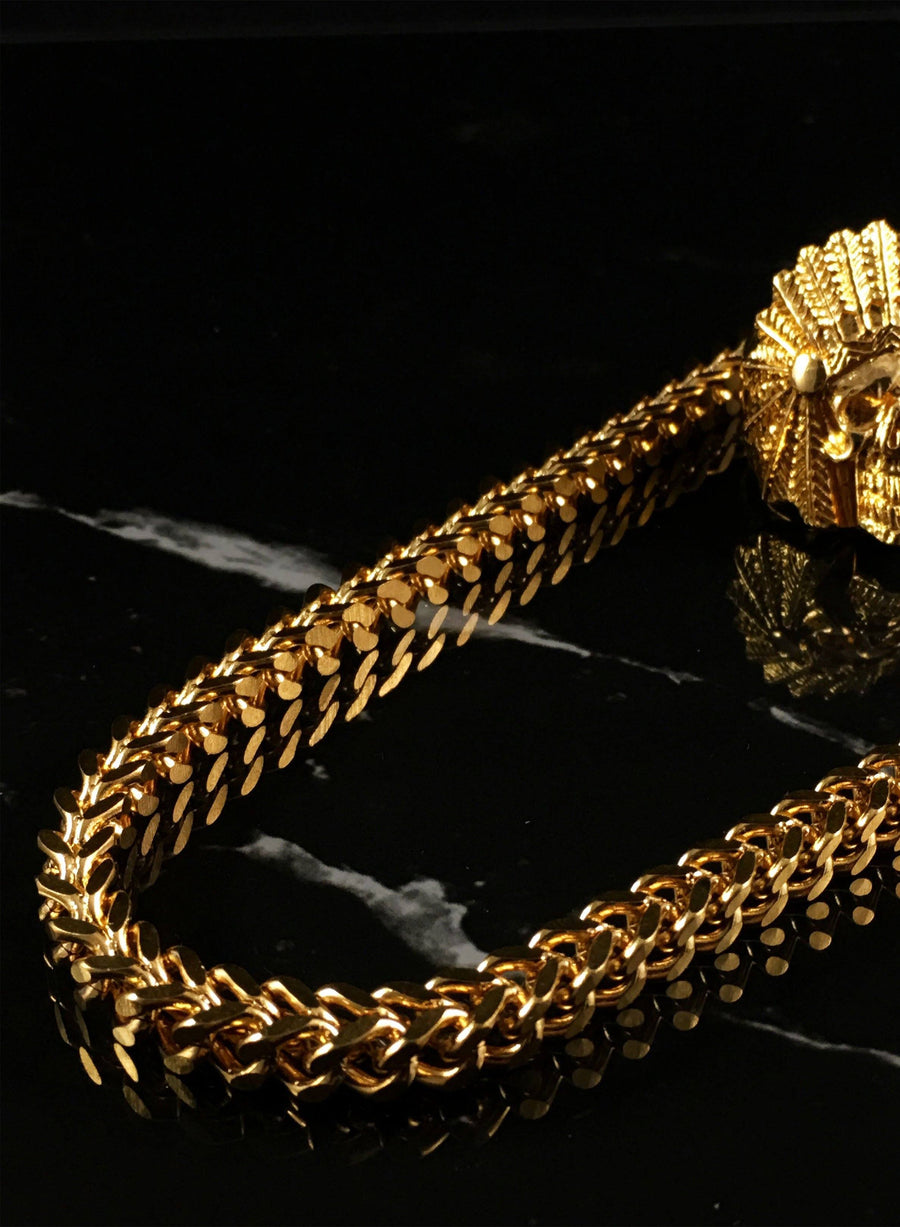 Necklace - The Magnus Chain X 18k Gold