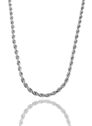 Necklace - The Rope Chain X Stainless