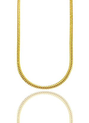 Necklace - The Serpentine Chain