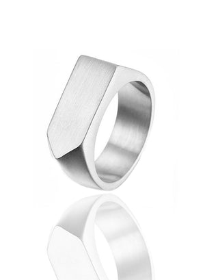 Necklace - Vitality Ring X Stainless
