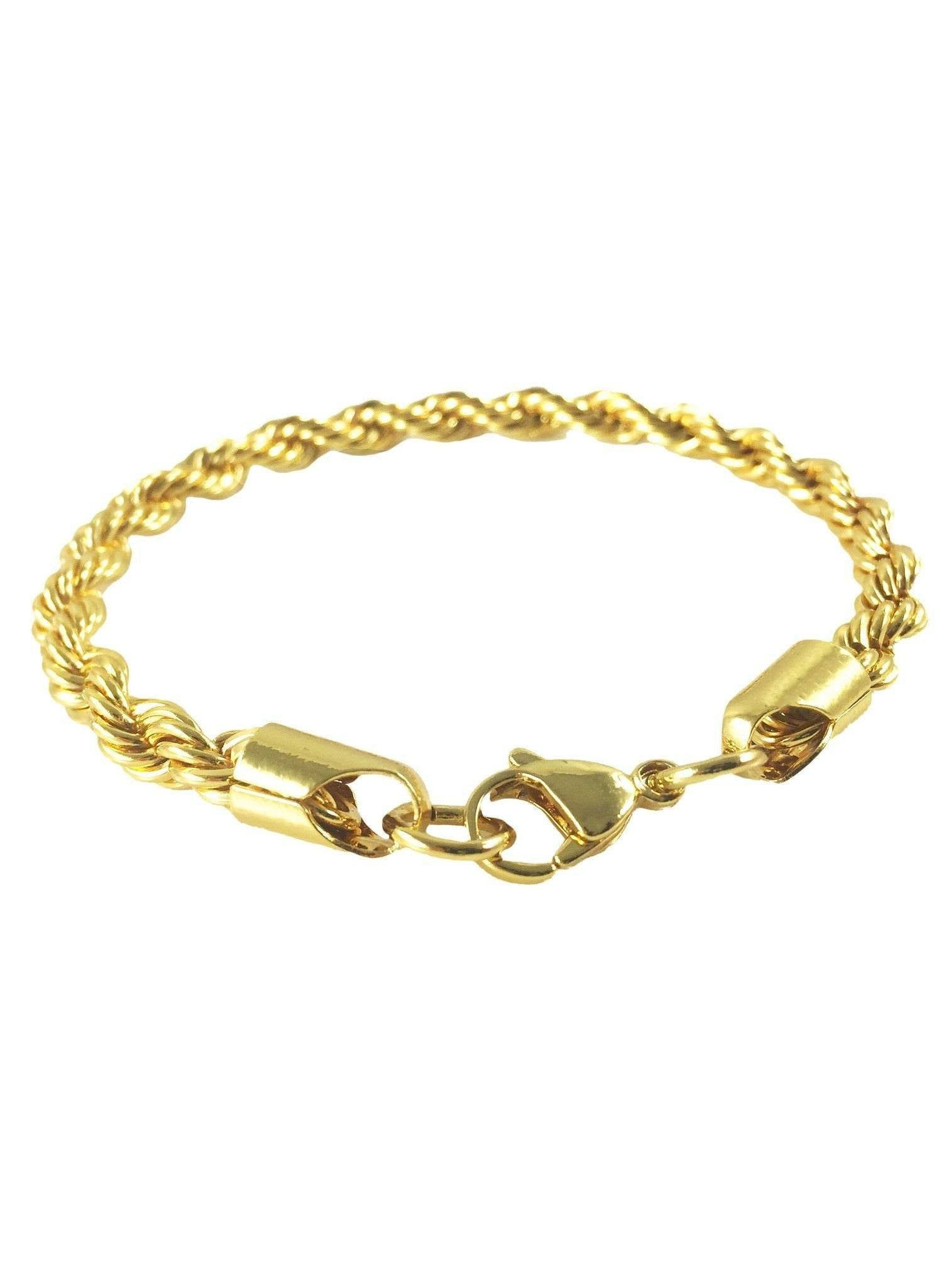 q with clasp gold image bracelets hemp twisted jewellery rope sportz rose bracelet