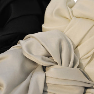 sateen and ottoman SCARVES