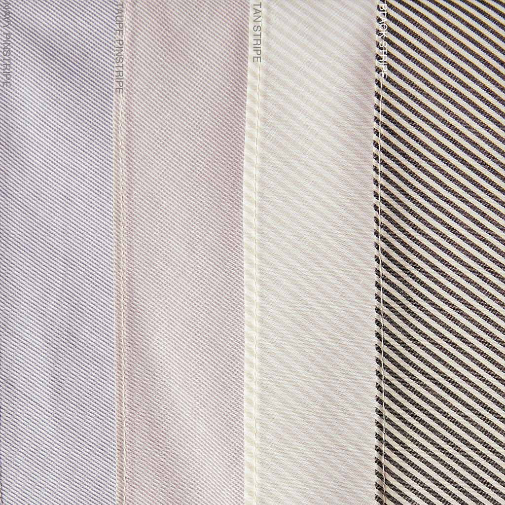 GEEG Striped Cotton Scarves