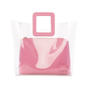 STAUD Shirley Bag Clear
