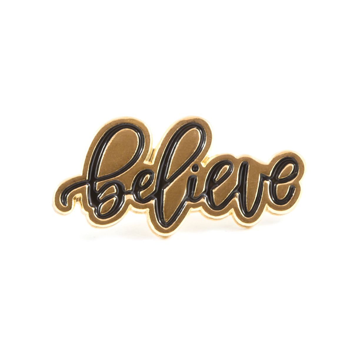 Believe Pins