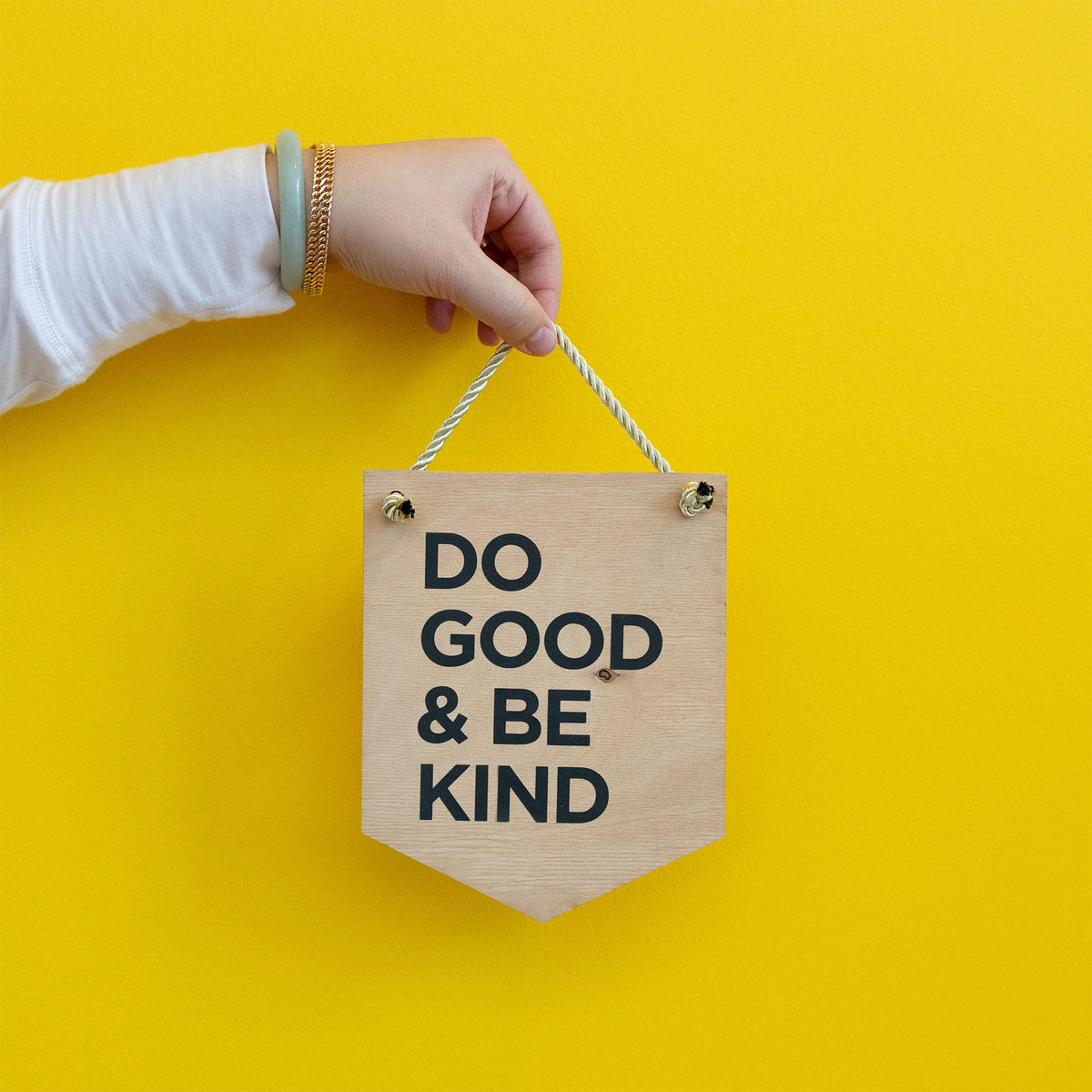 Do Good & Be Kind Decal