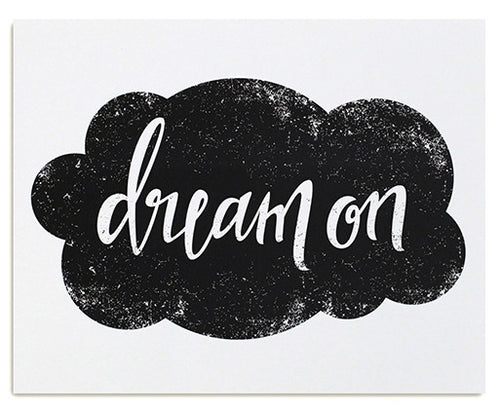 Dream On PRINT