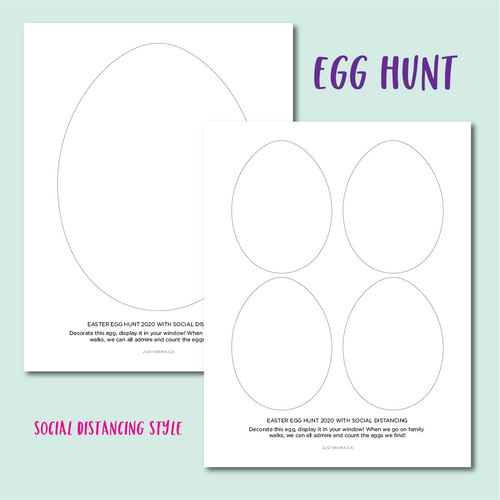 Egg Hunt Instant Download