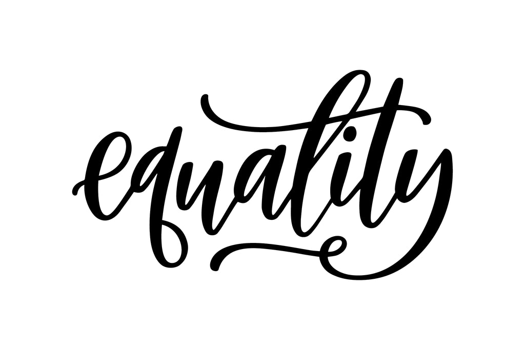 Equality Decal
