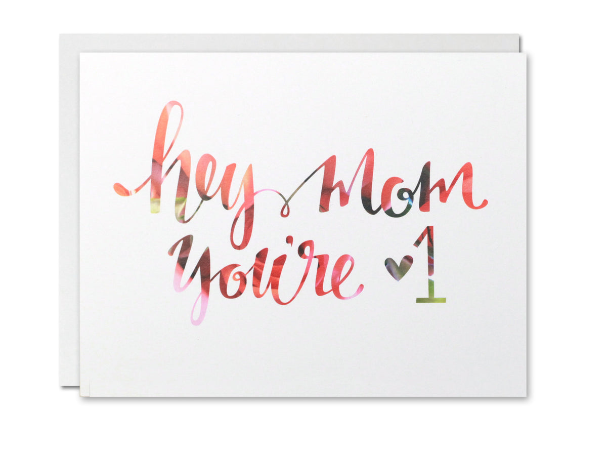 Hey Mom CARD