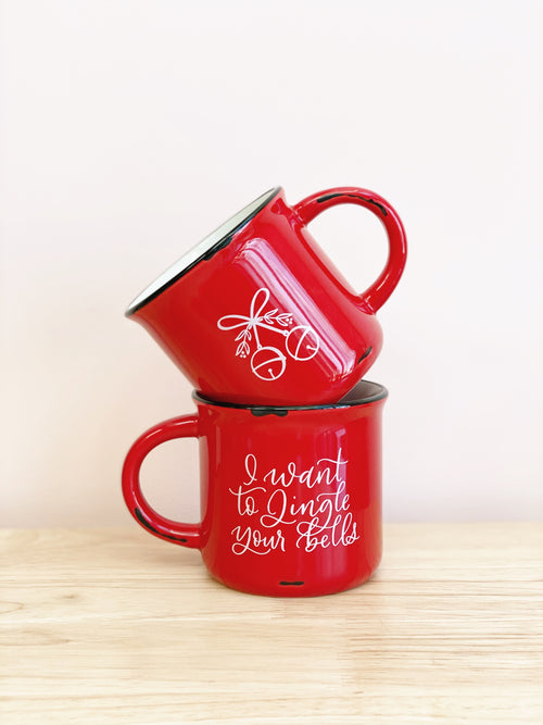 I Want to Jingle Your Bells MUG