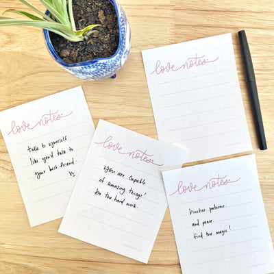 Love Notes Instant Download