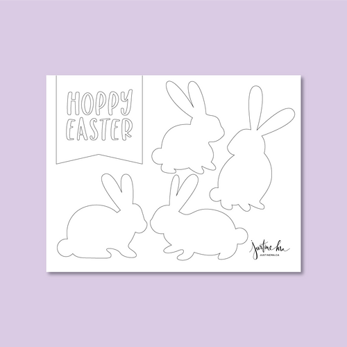 Bunnies PDF Instant Download