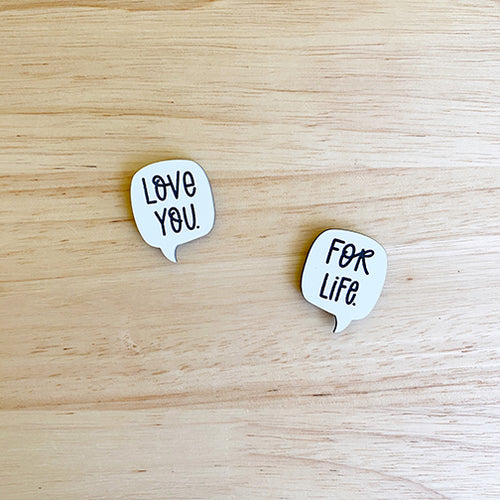 Speech Bubble MAGNETS