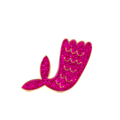 Mermaid Tail Pin