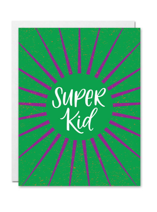 Super Kid CARD