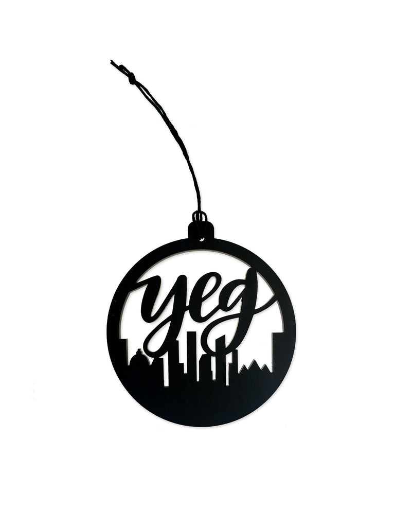 YEG City ORNAMENT