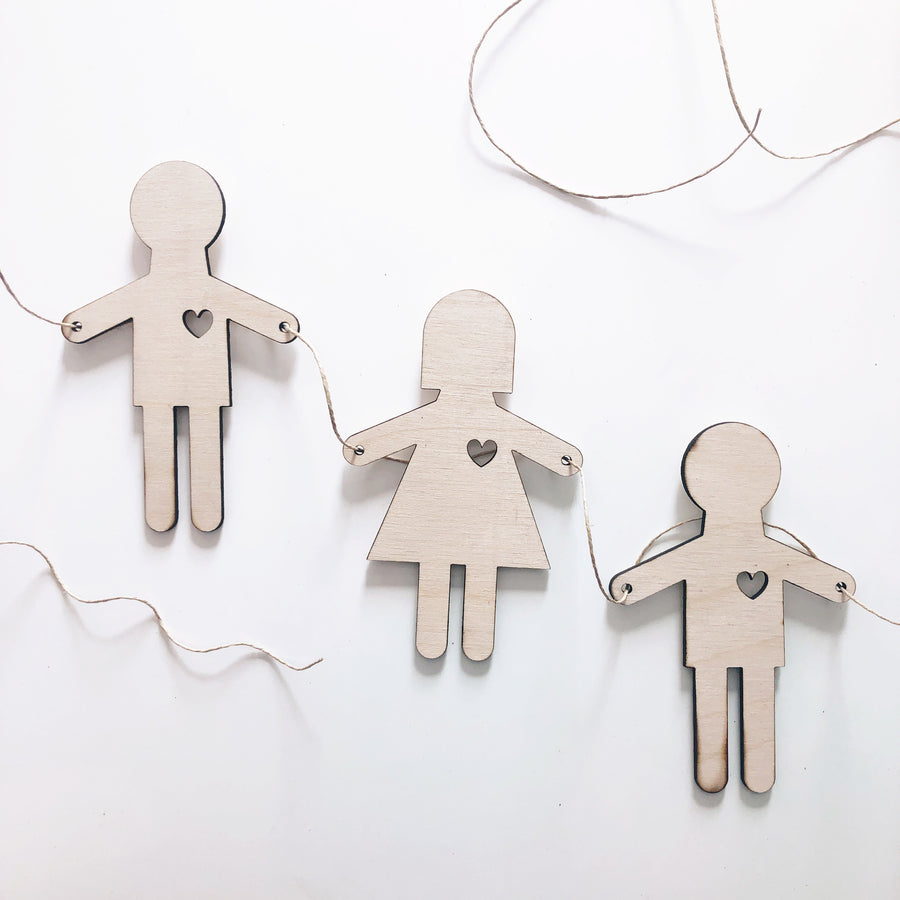 Doll Garland CRAFT