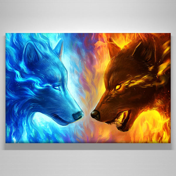 """Fire and Ice"""