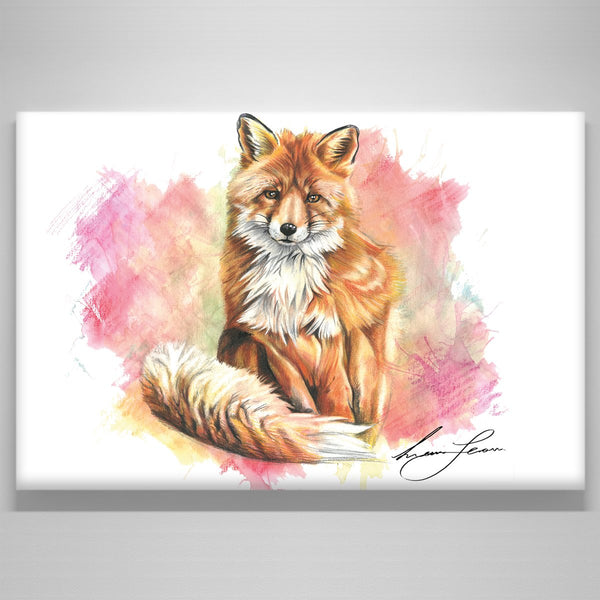 """Autumn Fox"""