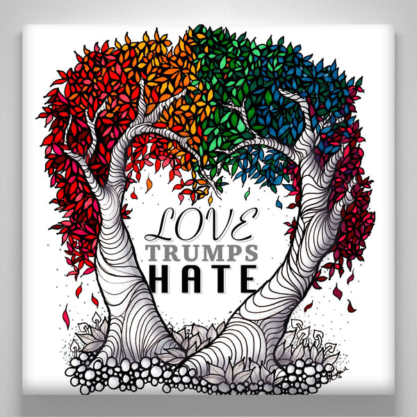 """Love Trumps Hate"""