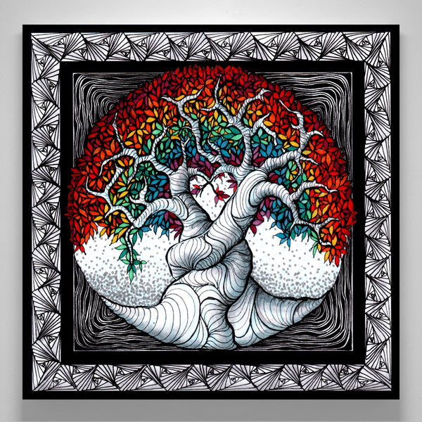 """Rainbow Tree of Life"""