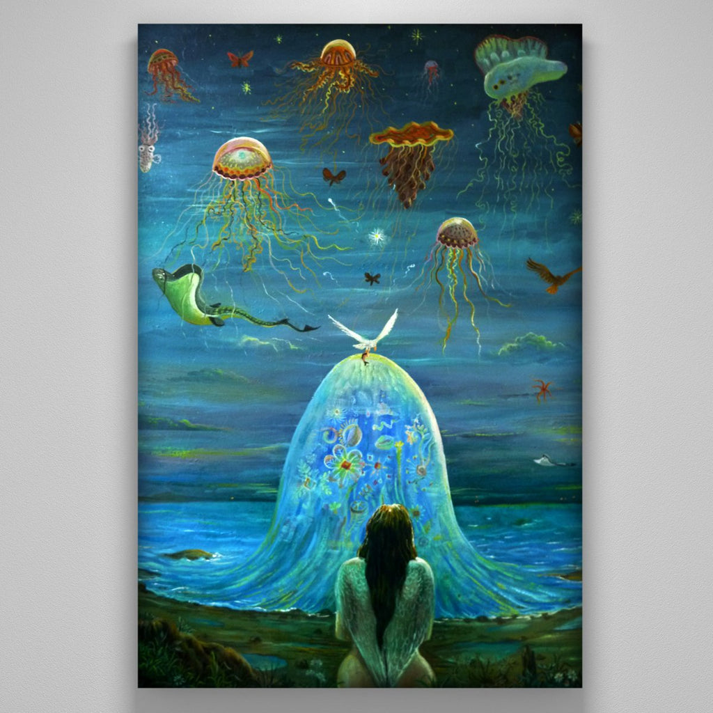 """Jelly Fish Surprise"""