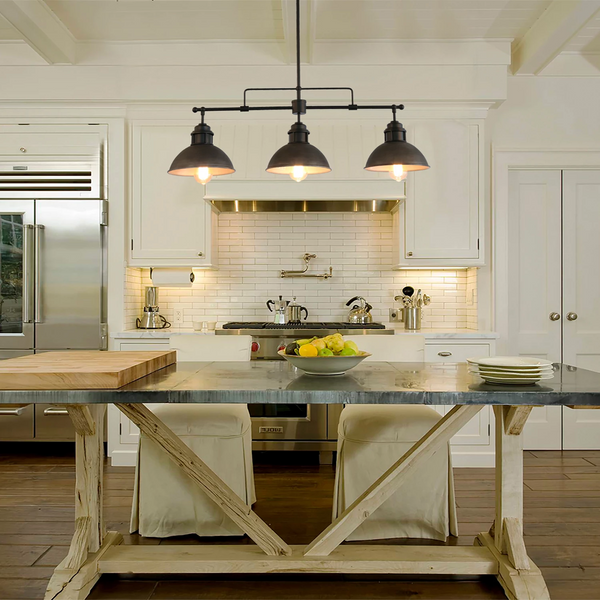 Revamp Your Kitchen With The Island Lighting Design Ideas Lnc Home