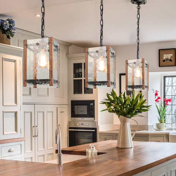 How To Choose The Perfect Kitchen Island Lighting Lnc Home