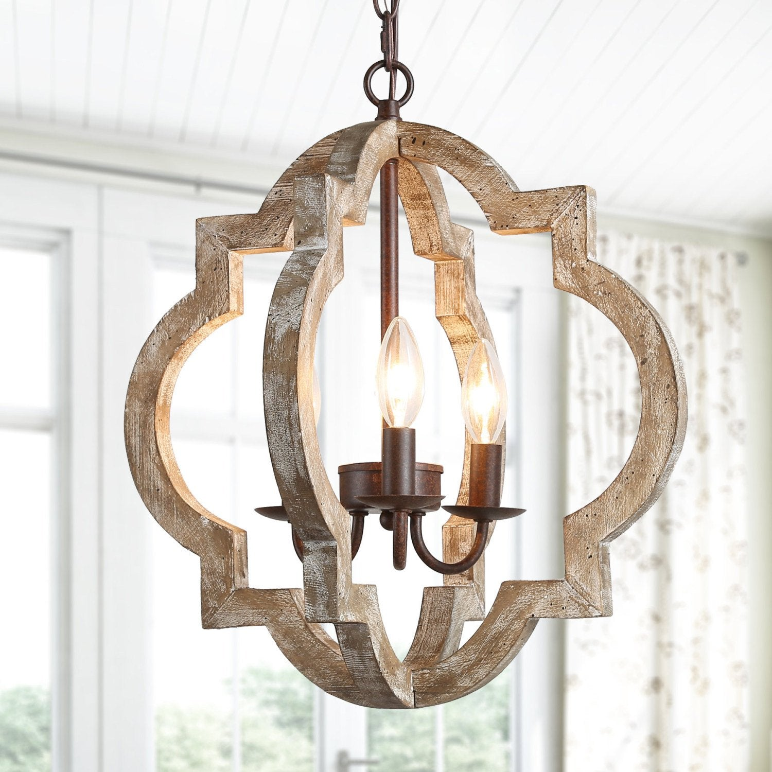 Image of: Affordable Luxurious Home Decor Farmhouse Chandeliers Lnc Home
