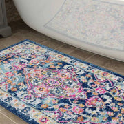 Star Petal Medallion Rug