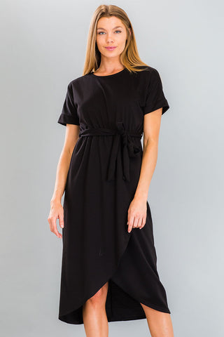 Marion Dress -- Black