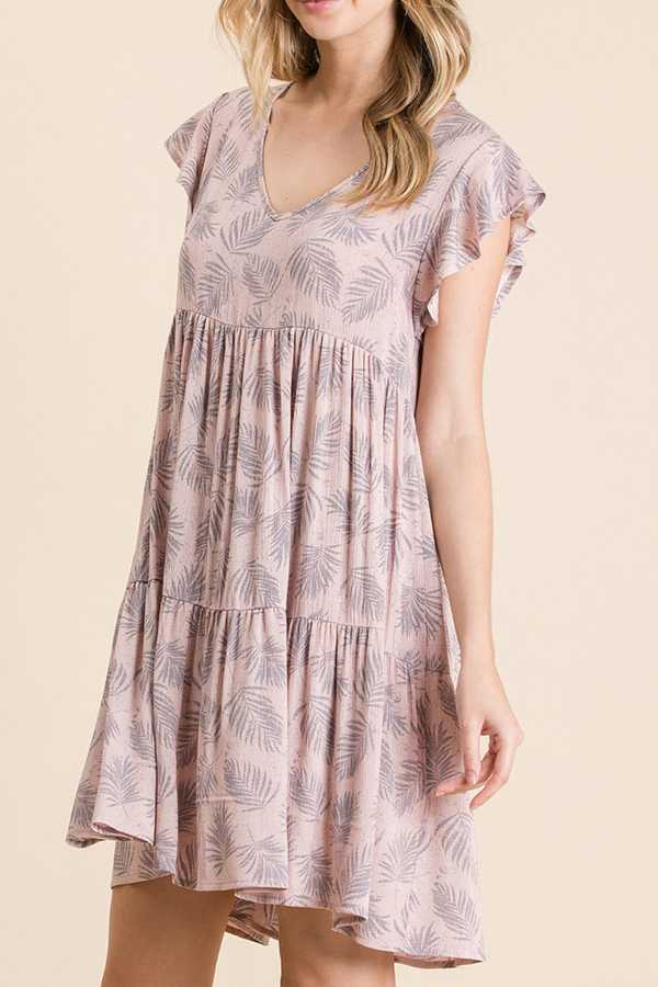 Wendy Dress -- Mauve