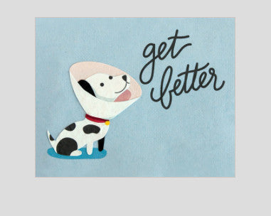 "Philippines ""Get Better"" Greeting Card"