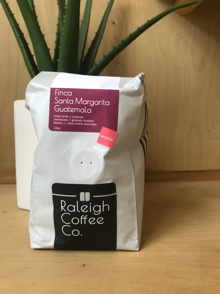 Raleigh Coffee Co -- Guatemala Ground