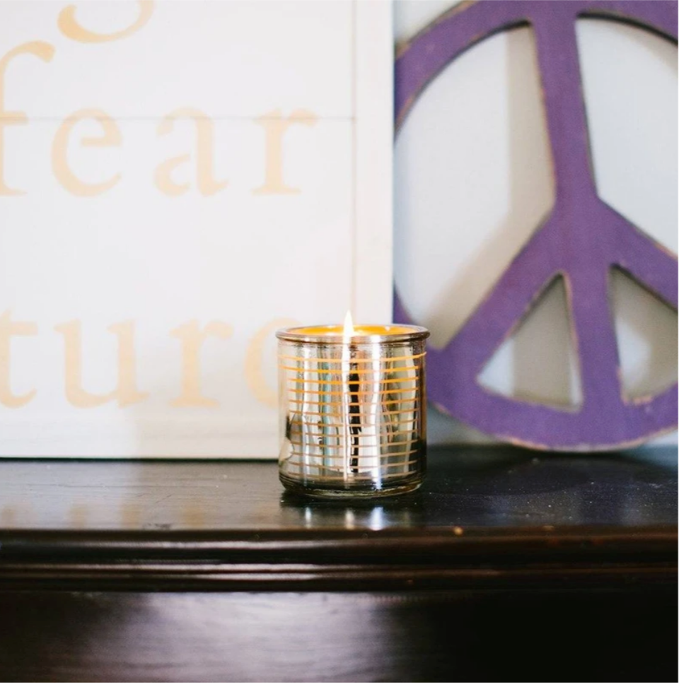 Curb Side Pick-up Flourish Signature Scent Candle #27