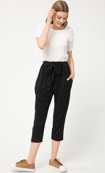 Cathy Pants -- Black