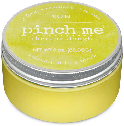 Pinch Me Therapy Dough -- Sun