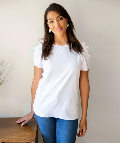 Nolita Top -- White
