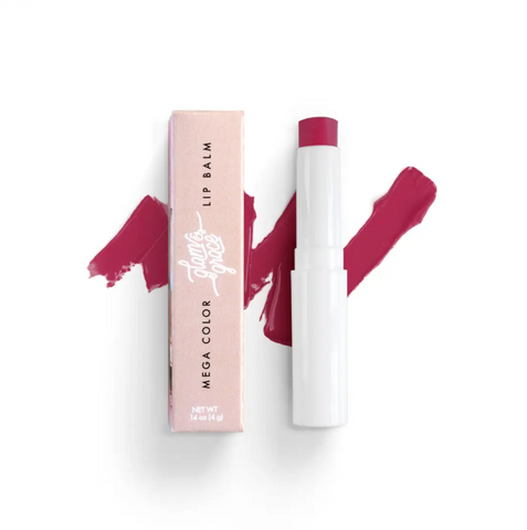 Mega Color Lip Balm - Fine Wine