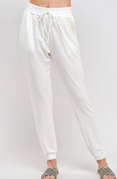 Lilly Lounge Pants -- Off White